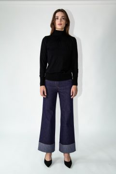 turtleneck dorine black